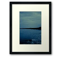 Winter Beach #2 Framed Print