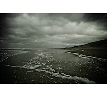 Winter Beach #3 Photographic Print