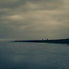 Winter Beach #5 by Remco den Hollander