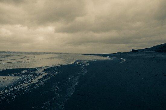 Winter Beach #11 by Remco den Hollander