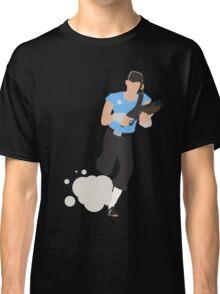TF2 - BLU Scout Classic T-Shirt