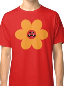 SAVAGE FLOWER YELLOW Classic T-Shirt