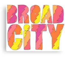 BROAD CITY FIL TV SERIES Canvas Print
