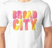 BROAD CITY FIL TV SERIES Unisex T-Shirt