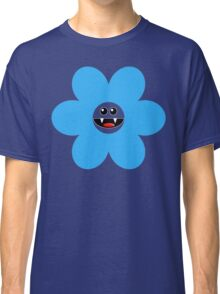 SAVAGE FLOWER BLUE Classic T-Shirt