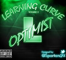 Optimist - Learning Curve Vol. 2 (Front) by SpartanGFX