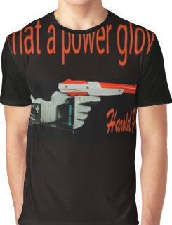 """""""Is That a Power Glove?"""" Graphic T-Shirt"""