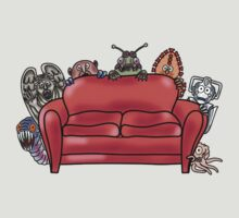 Behind the sofa T-Shirt