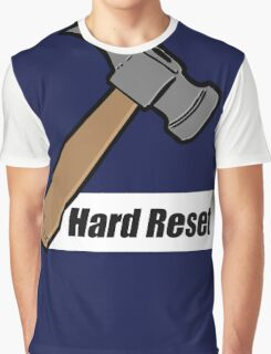 Hard Reset Graphic T-Shirt