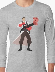 TF2 RED Medic Long Sleeve T-Shirt