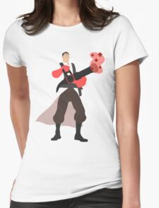 TF2 RED Medic Womens Fitted T-Shirt