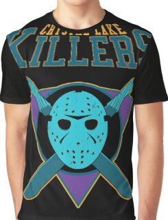 Crystal Lake Killers (NES Variant) Graphic T-Shirt