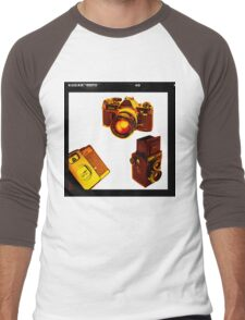 Analogue photography Men's Baseball ¾ T-Shirt