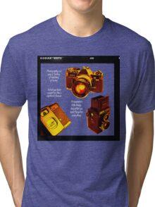 Analogue photography Tri-blend T-Shirt