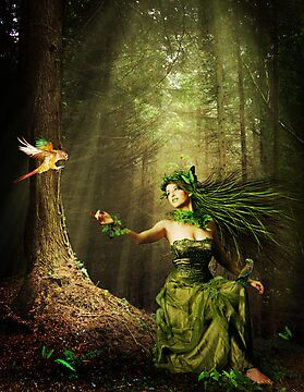 Mother Nature by Rookwood Studio ©