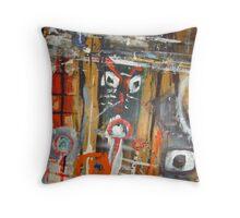 composition 1 Throw Pillow