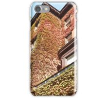 Autumn Ivy, Irving Place, New York City iPhone Case/Skin