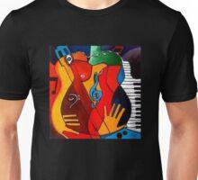 Feeling Music Unisex T-Shirt