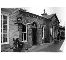 Howarth Railway Station Poster