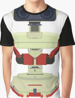 Robot R.O.B. Vector Graphic T-Shirt