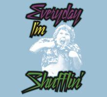 Every Day I'm (Truffle) Shufflin' One Piece - Short Sleeve
