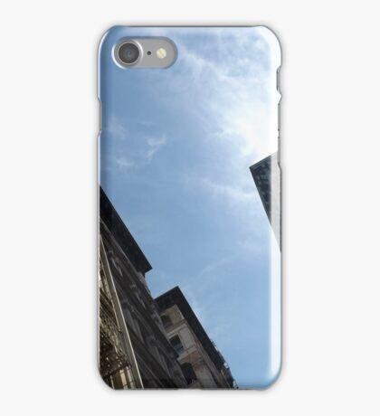 Classic Architecture, Broome Street, SOHO, New York City iPhone Case/Skin