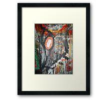 composition 13 Framed Print