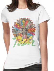 Historic Lucky Charm Womens Fitted T-Shirt