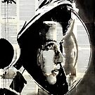 the astronaut by Loui  Jover
