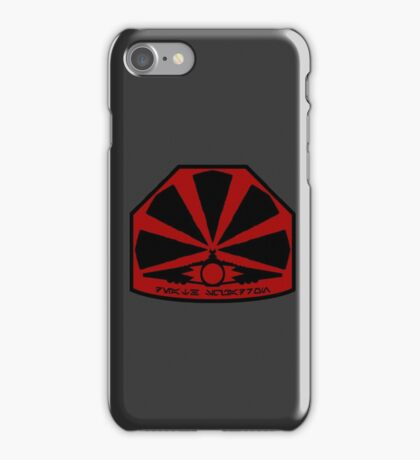 Death Squadron - Star Wars Veteran Series iPhone Case/Skin