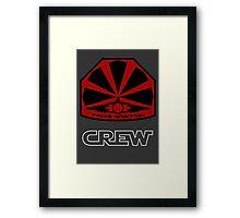 Death Squadron - Star Wars Veteran Series Framed Print