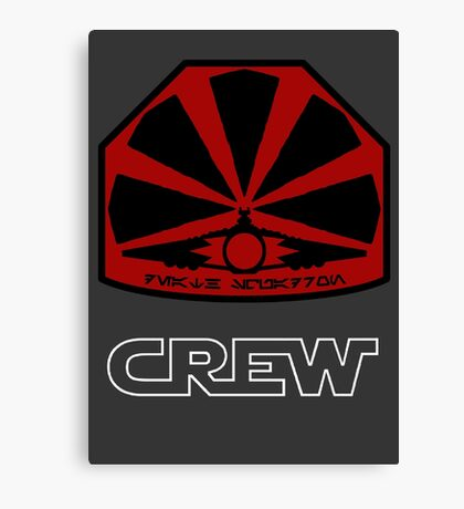 Death Squadron - Star Wars Veteran Series Canvas Print