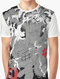 Naughty Dog 30th Anniversary - Chaos Graphic T-Shirt
