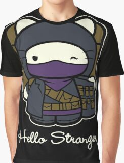 Hello Stranger Graphic T-Shirt