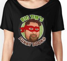 Big Tim's Funny Books #1 Women's Relaxed Fit T-Shirt