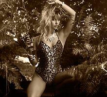Jungle Girl by raykirby
