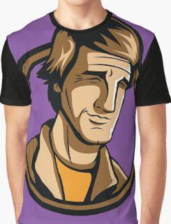 Time Travelers, Series 3 - Dr. Sam Beckett (Alternate) Graphic T-Shirt
