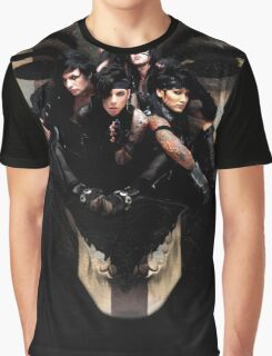 Black Veil Brides  Graphic T-Shirt
