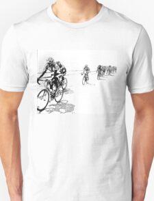 Bicycle Bicycle Unisex T-Shirt