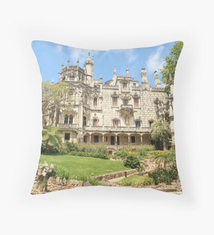 Sintra - Portugal Throw Pillow