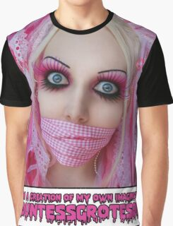 Pink Dolly | CountessGrotesque Graphic T-Shirt