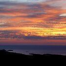Brockway Sunset by Karen Karl