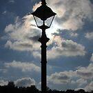 Sun Light Lamp by cishvilli