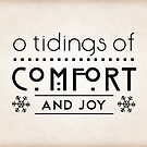 Comfort and Joy  by Elle Campbell