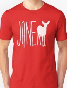 Jane Doe - Deer  Unisex T-Shirt