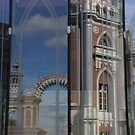 Architectural Reflection by cishvilli