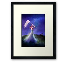 Chasing Starlight Framed Print