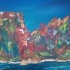 Carnarvon Gorge by glenn  archer