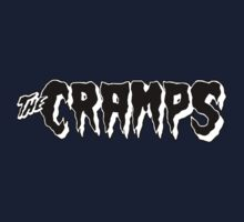 The Cramps Shirt One Piece - Long Sleeve