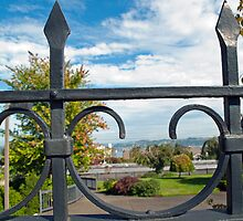 Gated View by Terrie Heslop